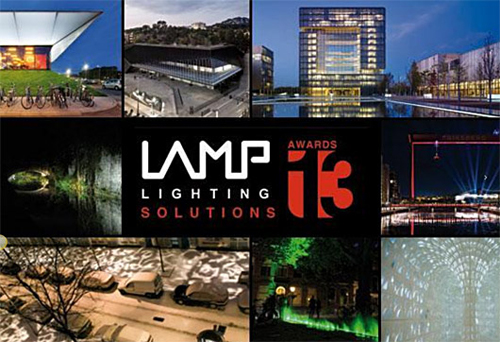 Credits : International Lamp lighting solutions awards